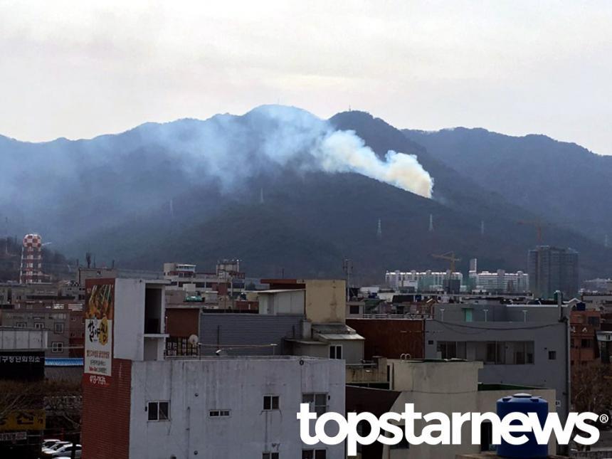 대구 산불/ 뉴시스 제공