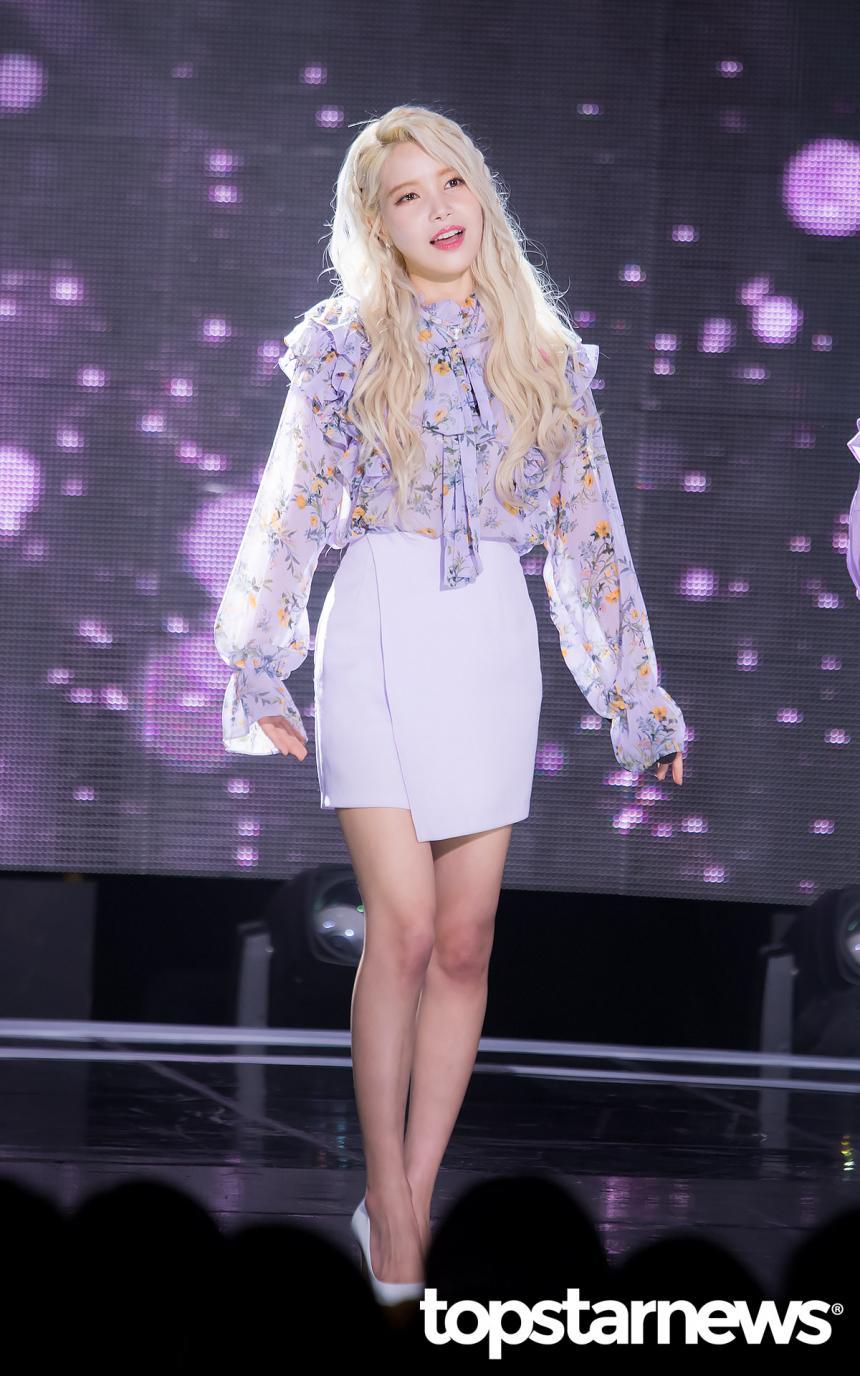 마마무(MAMAMOO) 솔라 / 서울, 정송이 기자