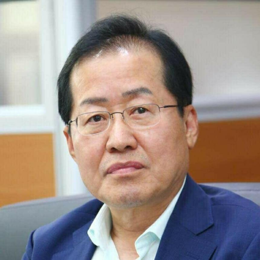 자유한국당 홍준표 대표 / 홍준표 페이스북 프로필