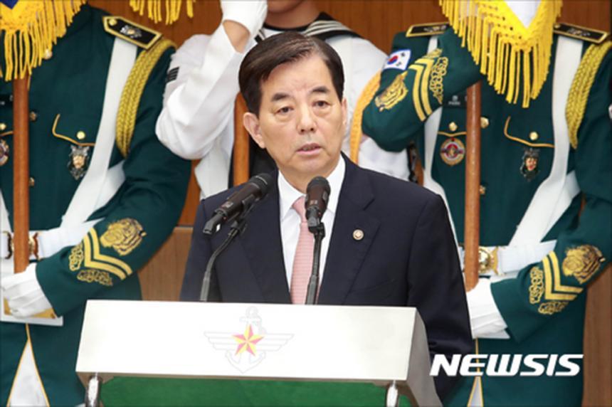 한민구 전 국방부 장관 / 뉴시스 제공