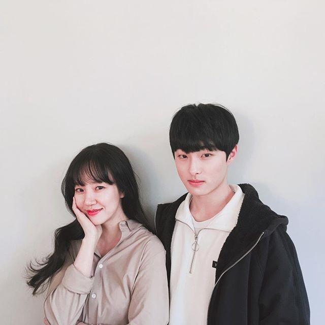 임수정 윤찬영 / 윤찬영 인스타그램