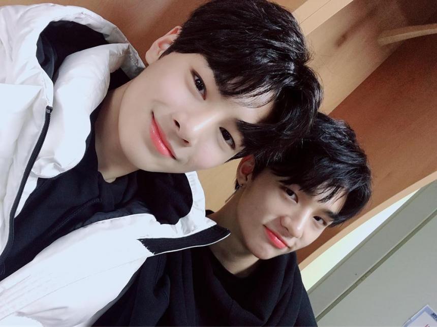 스트레이 키즈(Stray Kids) 아이엔-현진 / 스트레이 키즈 공식 인스타그램