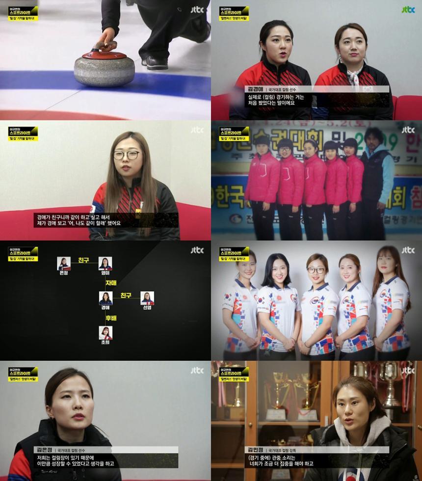 JTBC '이규연의 스포트라이트' 방송 화면 캡처