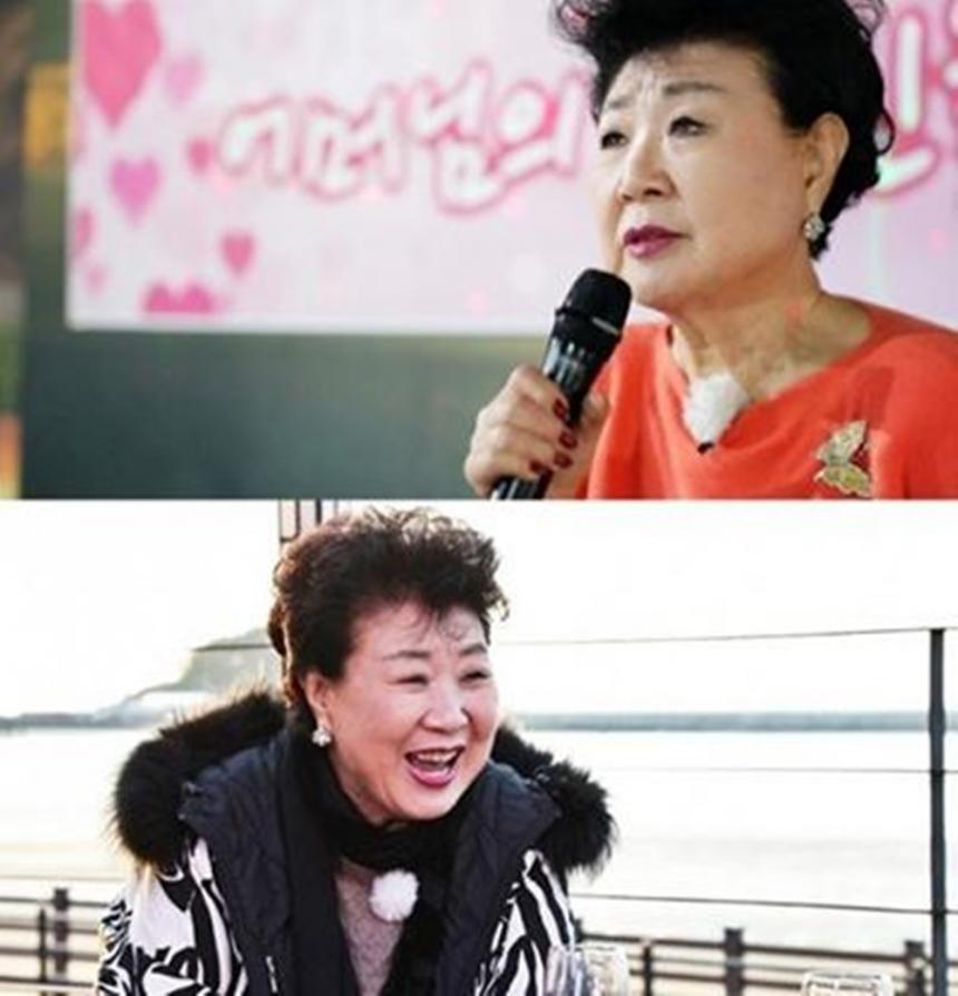 TV조선'인생다큐 마이웨이'방송캡쳐