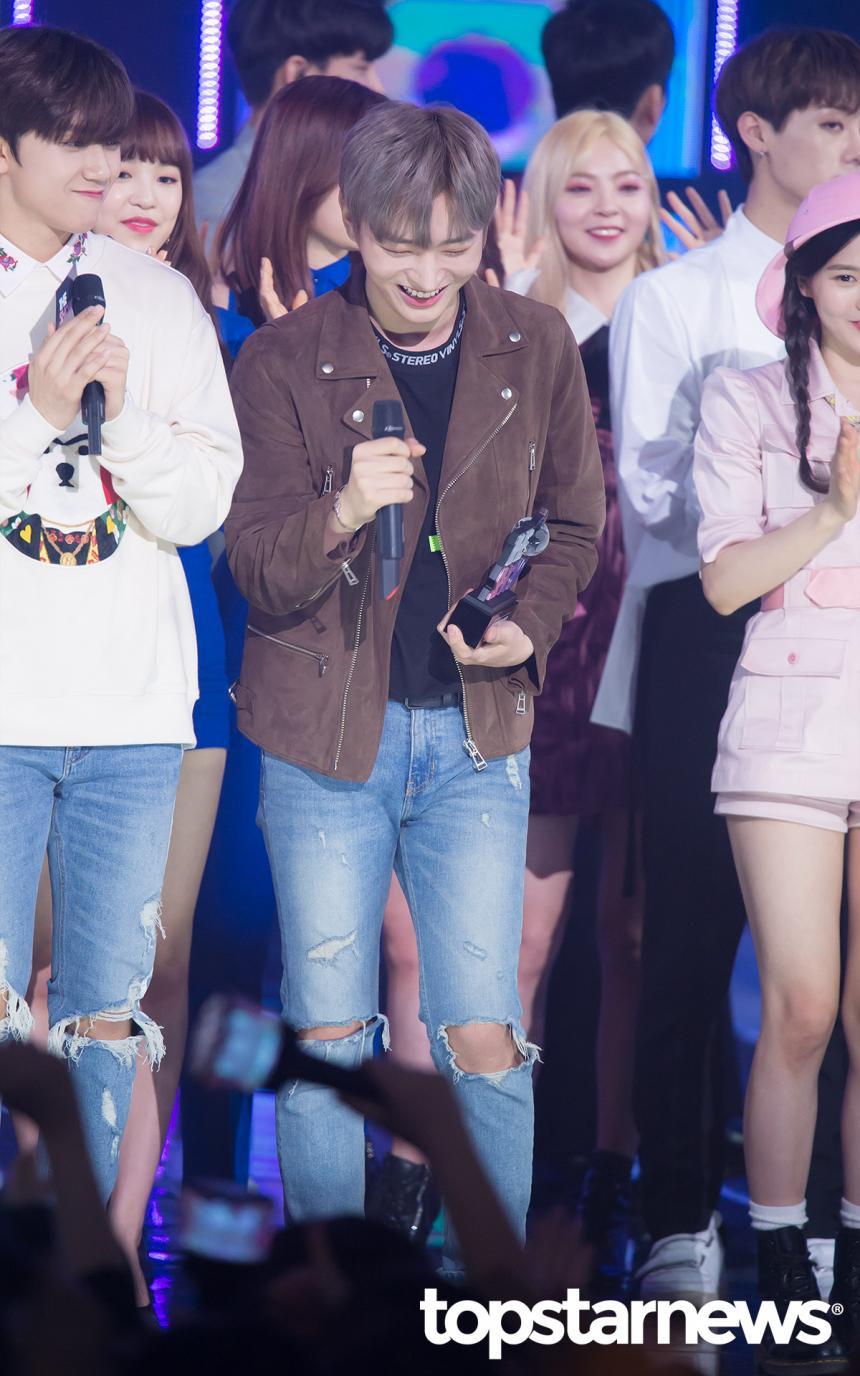 워너원(Wanna One) 윤지성 / 서울, 최시율 기자