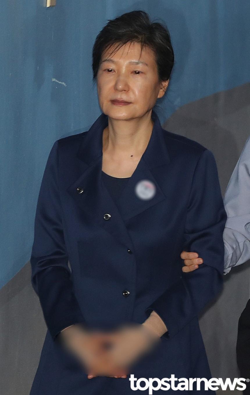 박근혜 전 대통령 / 뉴시스