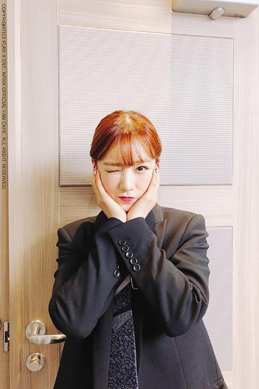 윤보미 / 에이핑크 공식 트위터