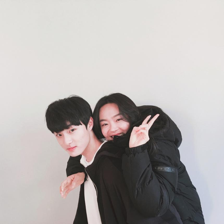 윤찬영-이상희 / 윤찬영 인스타그램
