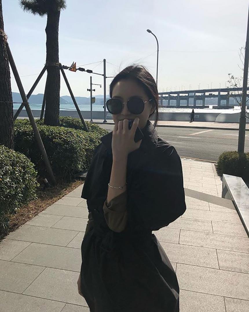 손나은 인스타그램