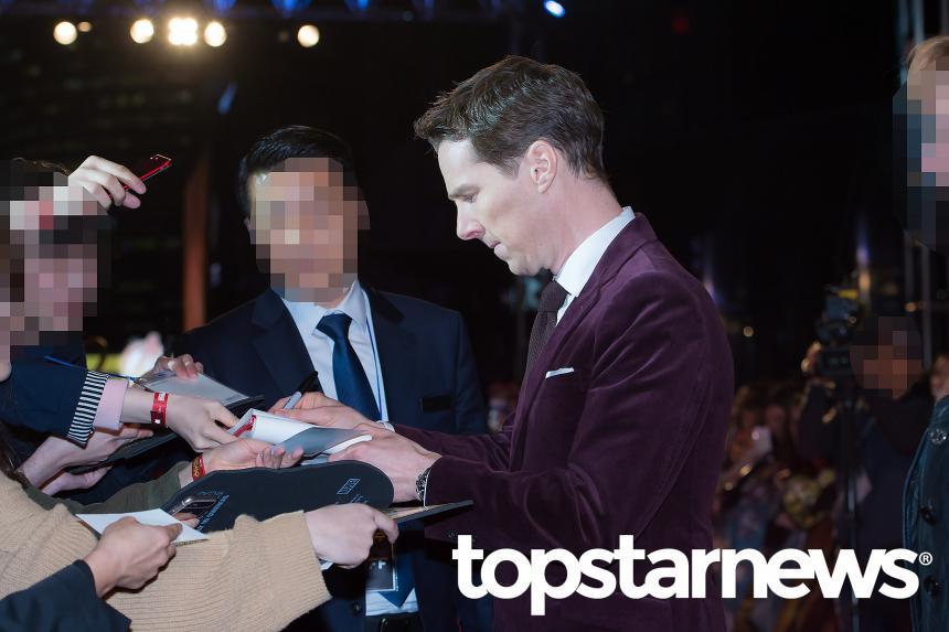 베네딕트 컴버배치(Benedict Cumberbatch) / 서울, 정송이 기자