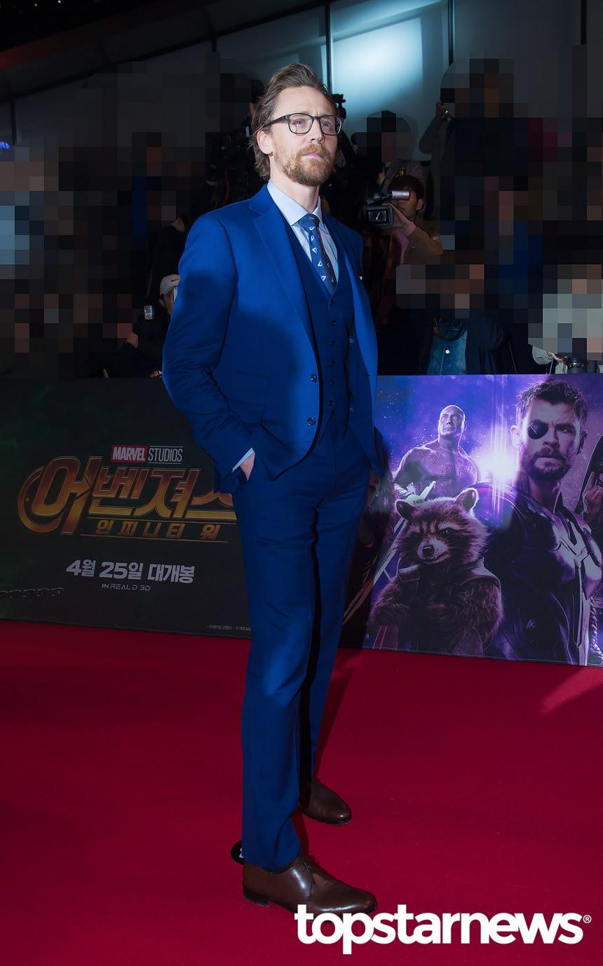 톰 히들스턴(Tom Hiddleston) / 서울, 정송이 기자