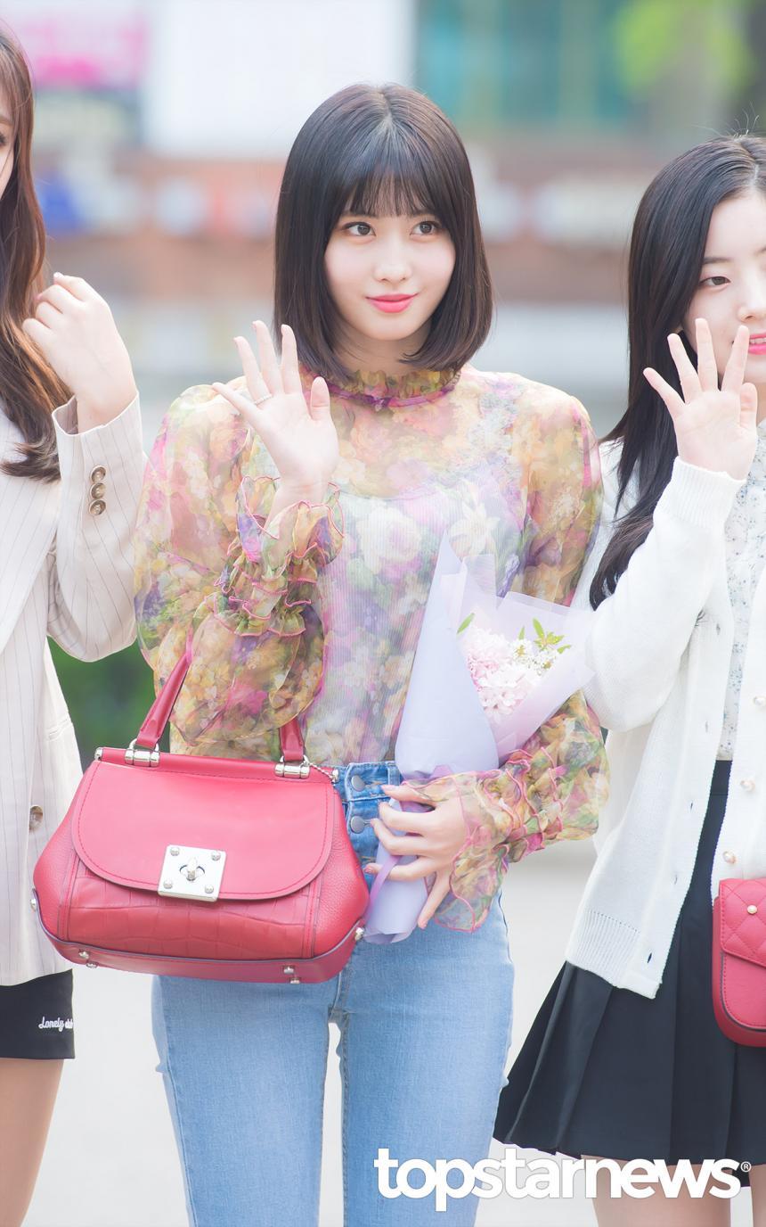 트와이스(TWICE) 모모 / 서울, 최시율 기자