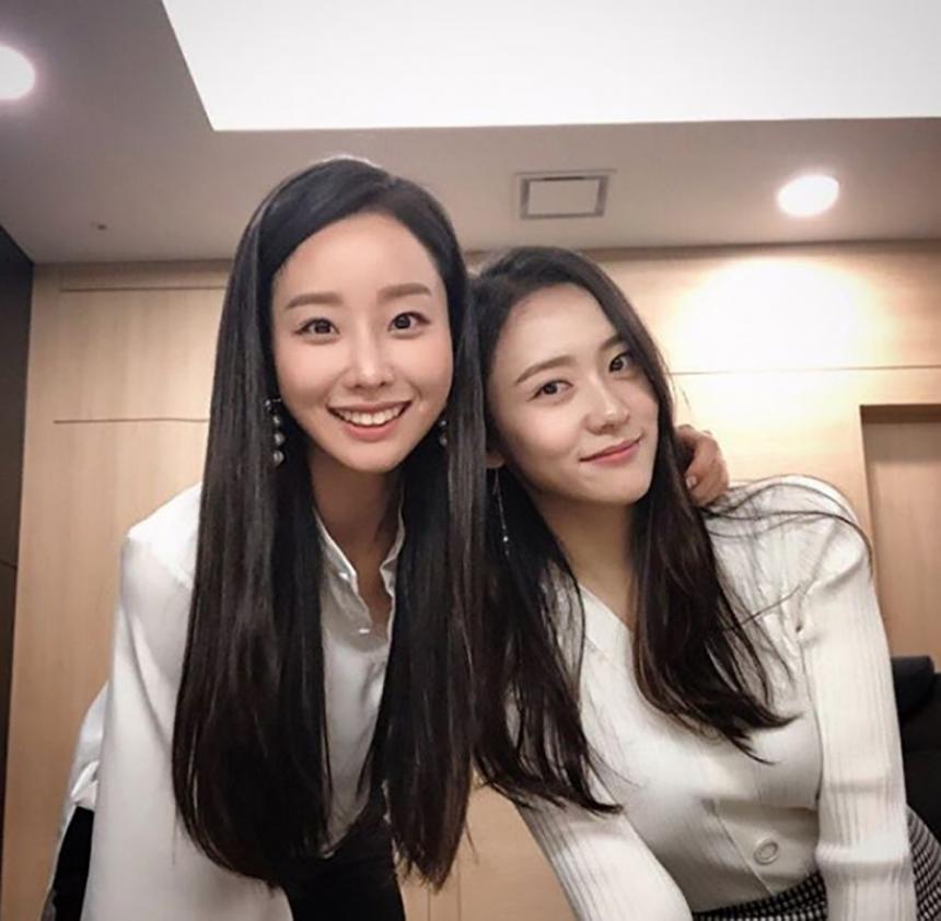 문예원-박지현/ 박지현 인스타그램