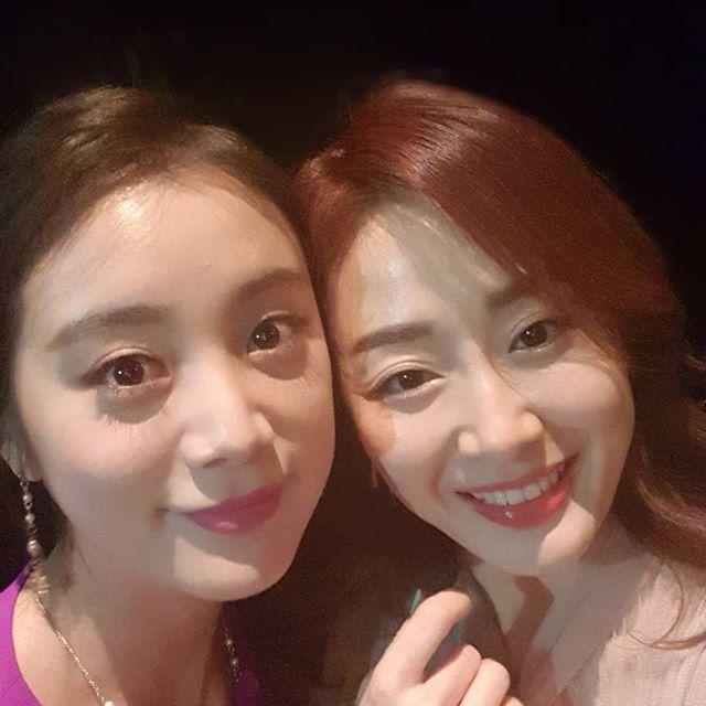 혜림 김경화 / 김경화 인스타그램