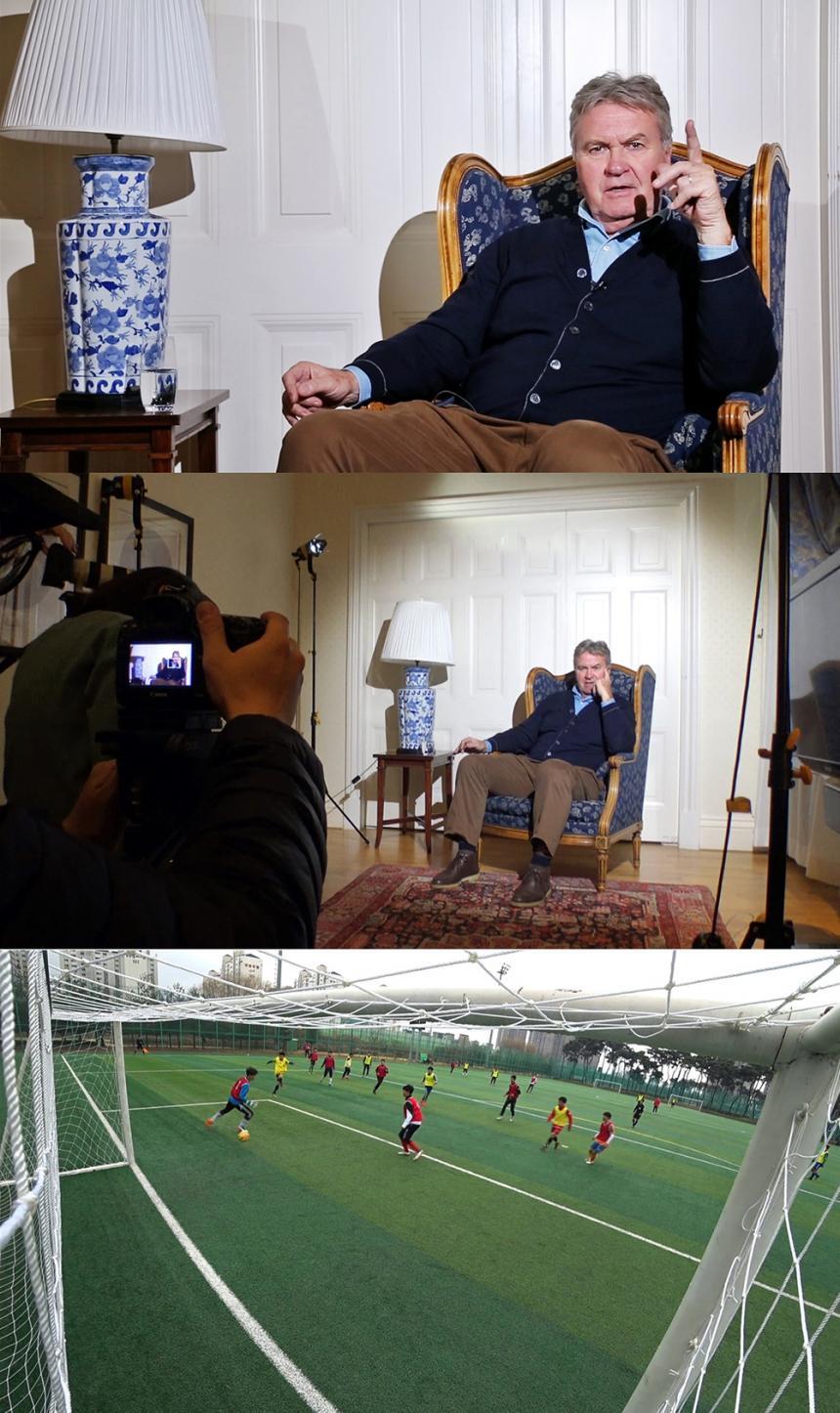 TV조선 '히딩 크의 축구의 신'