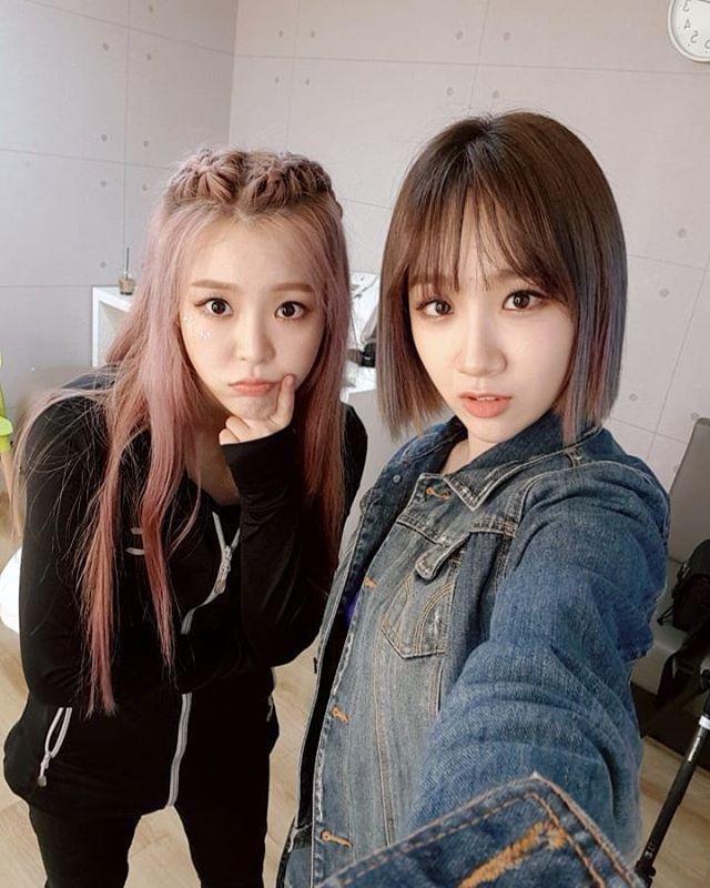 전민주 - 유나킴 / 유나킴 SNS