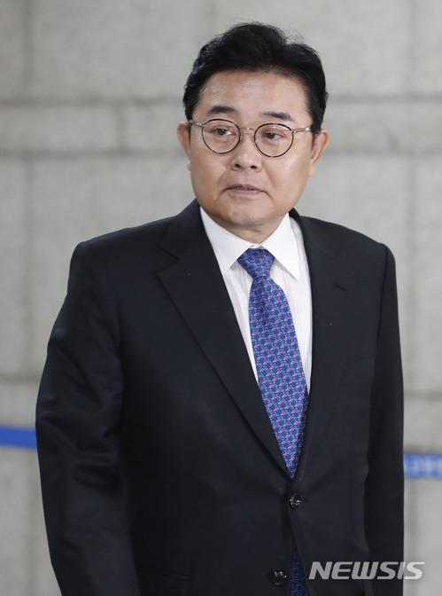 전병헌(60) 전 청와대 정무수석 / 뉴시스