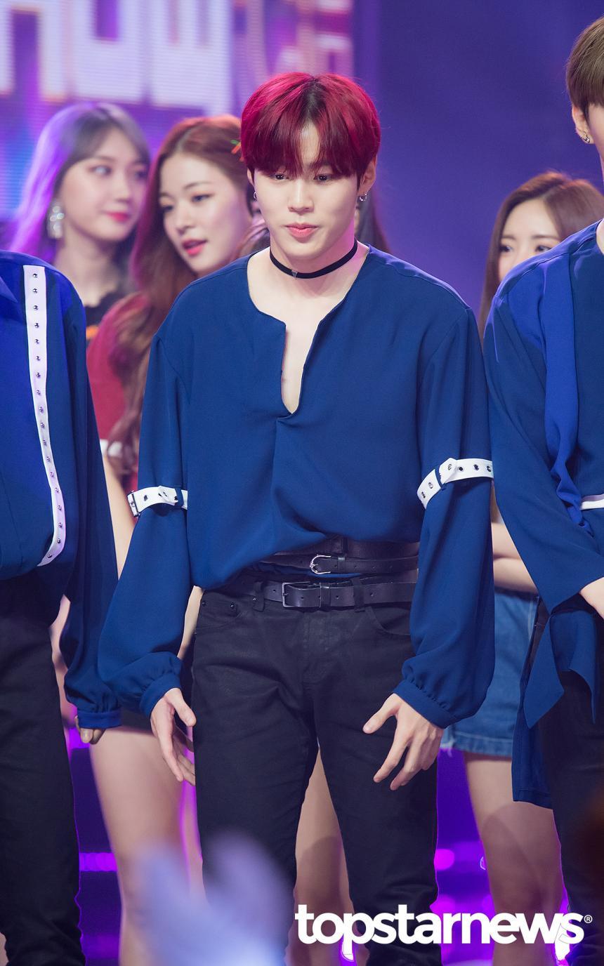 워너원(Wanna One) 하성운 / 경기, 정송이 기자