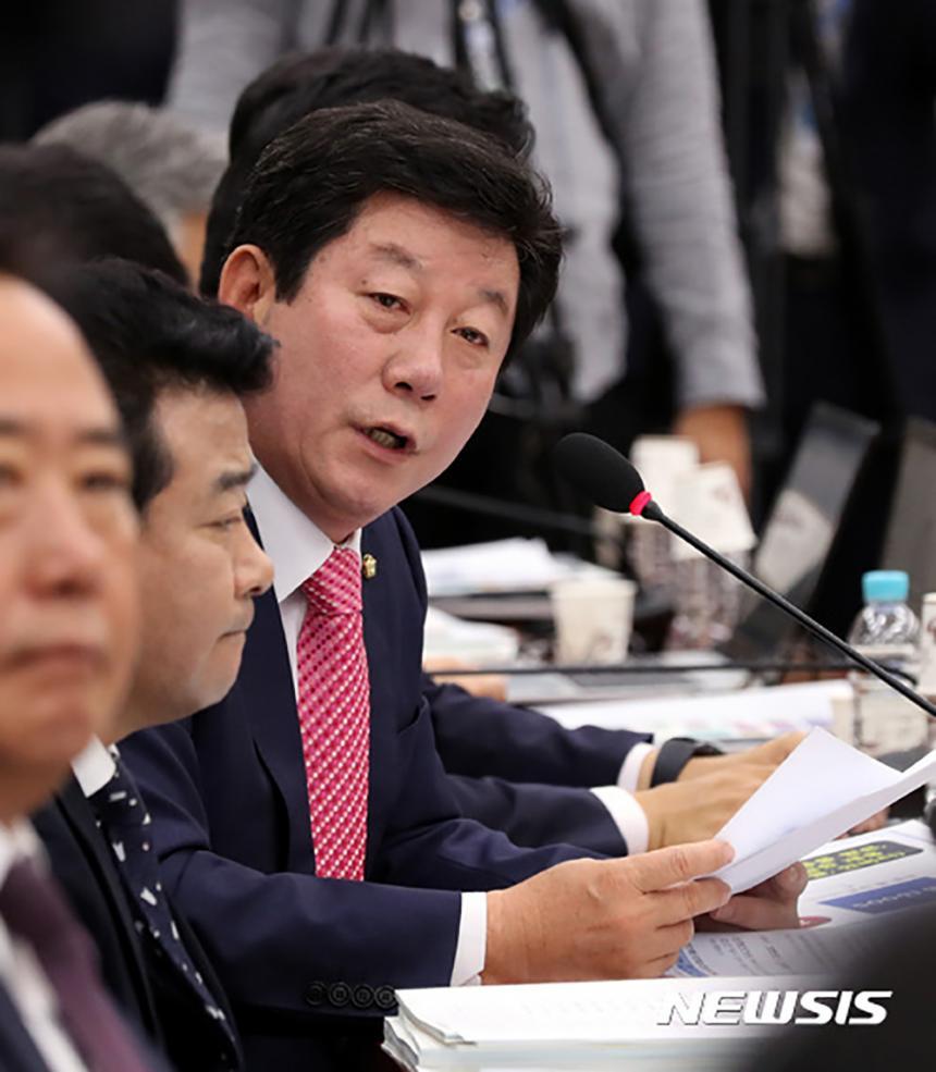 박재호 더불어민주당 의원 / 뉴시스 제공