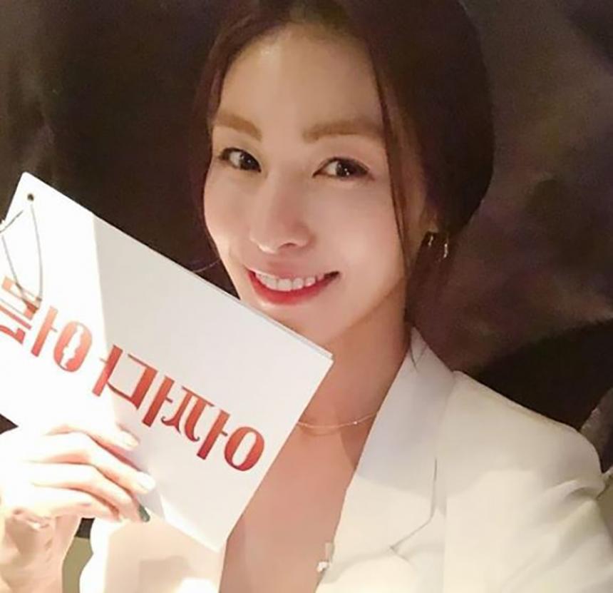 김정화 인스타그램