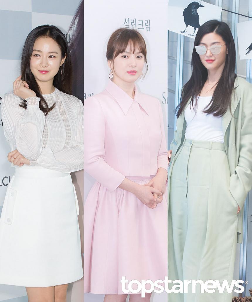 김태희-송혜교-전지현/ 톱스타뉴스 HD포토뱅크