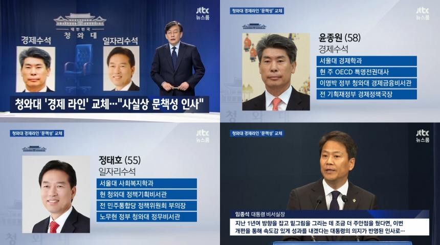 'JTBC 뉴스룸' 캡처