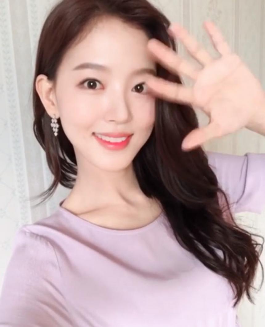 여신티켓, 드라마·광고 접수한 배우 강한나 첫 전속 모델
