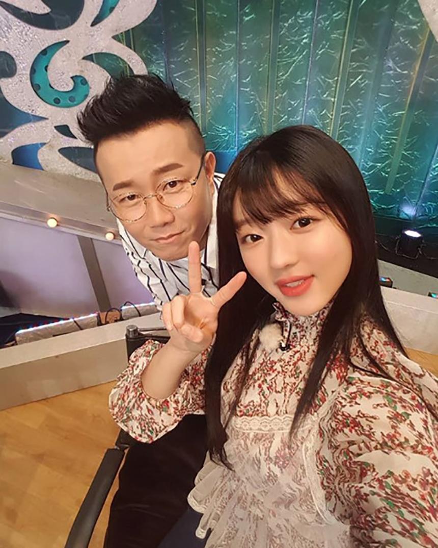 조장혁-유아 / 조장혁 인스타그램