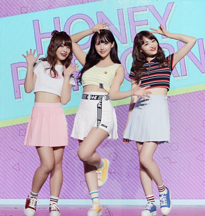 허니팝콘(Honey Popcorn) / KYUN CREATE