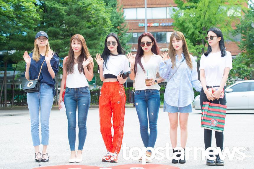 에이핑크(Apink) / 서울, 최시율 기자