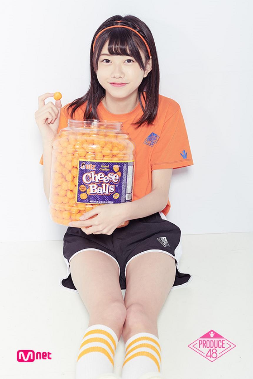 AKB48 치바 에리이 / Mnet