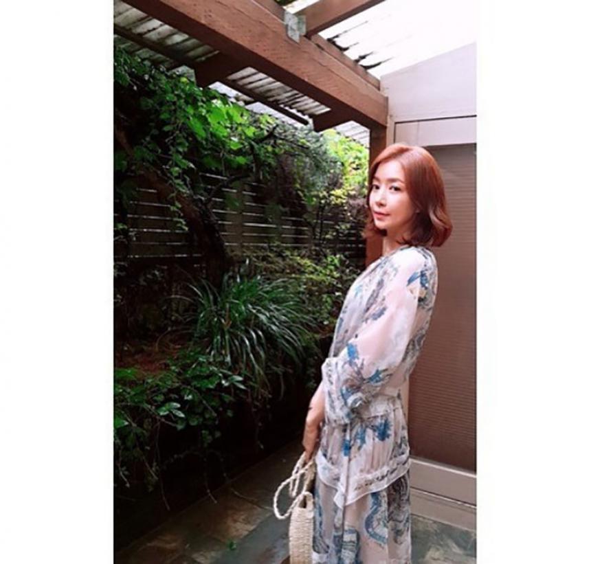 윤세아 SNS