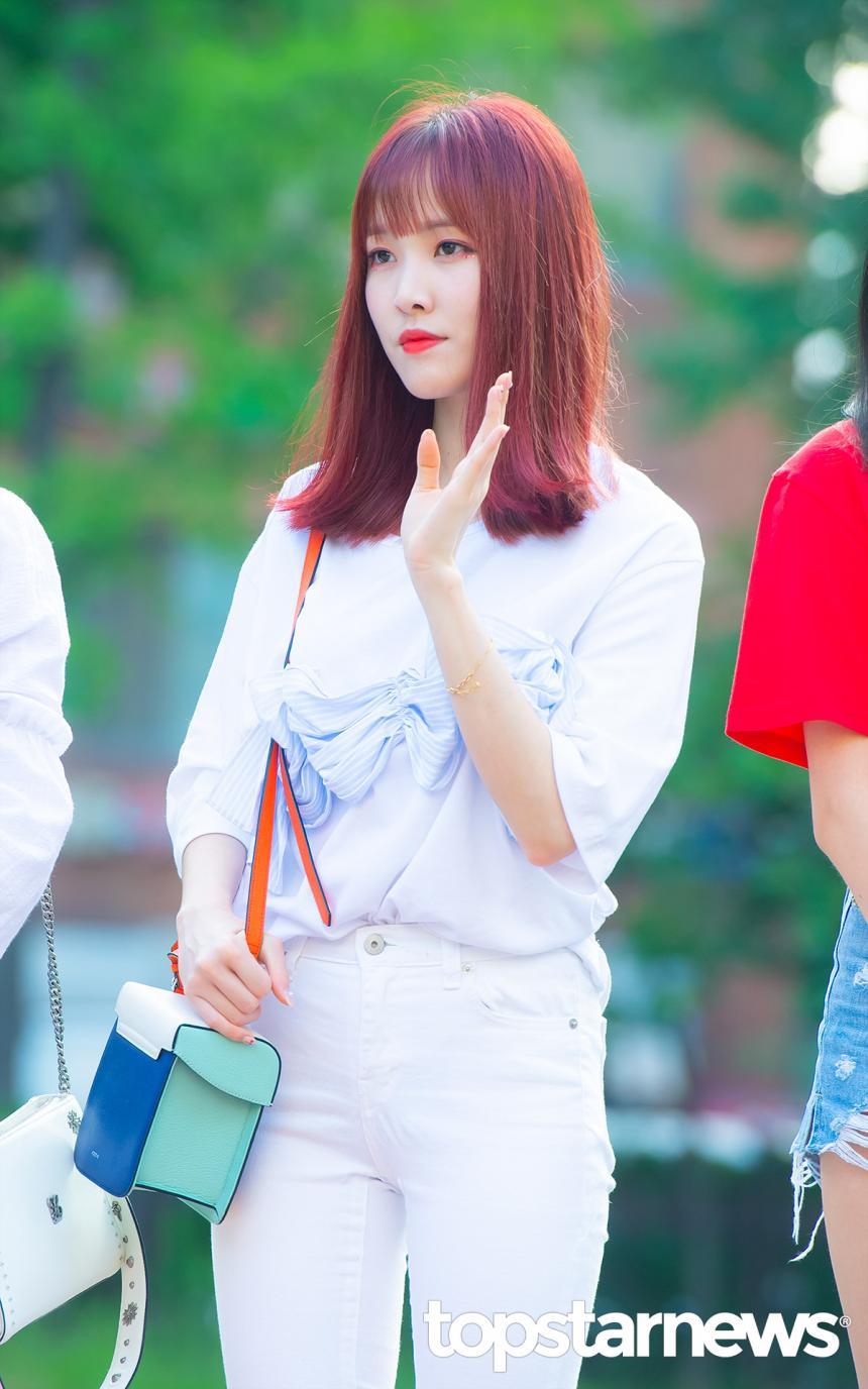 여자친구(GFRIEND) 유주 / 서울, 최시율 기자
