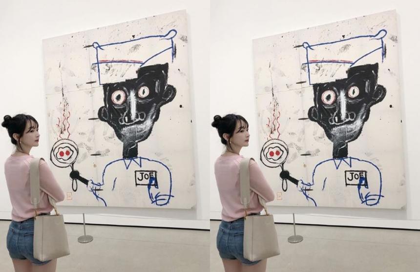 강민경 '인스타그램' 사진캡처