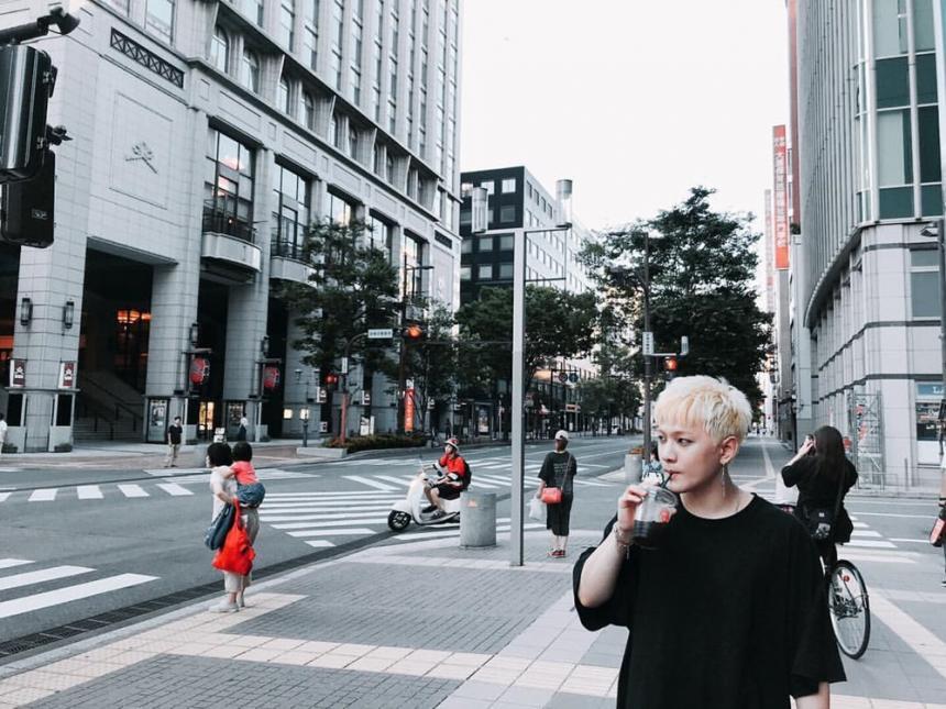 아이콘(iKON) 김동혁 인스타그램