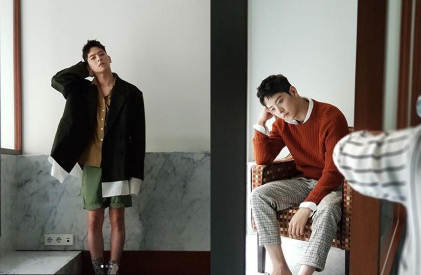 여회현 '인스타그램' 사진캡처