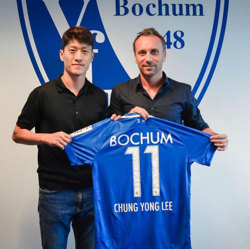 이청용 / VfL 보훔 공식 인스타그램
