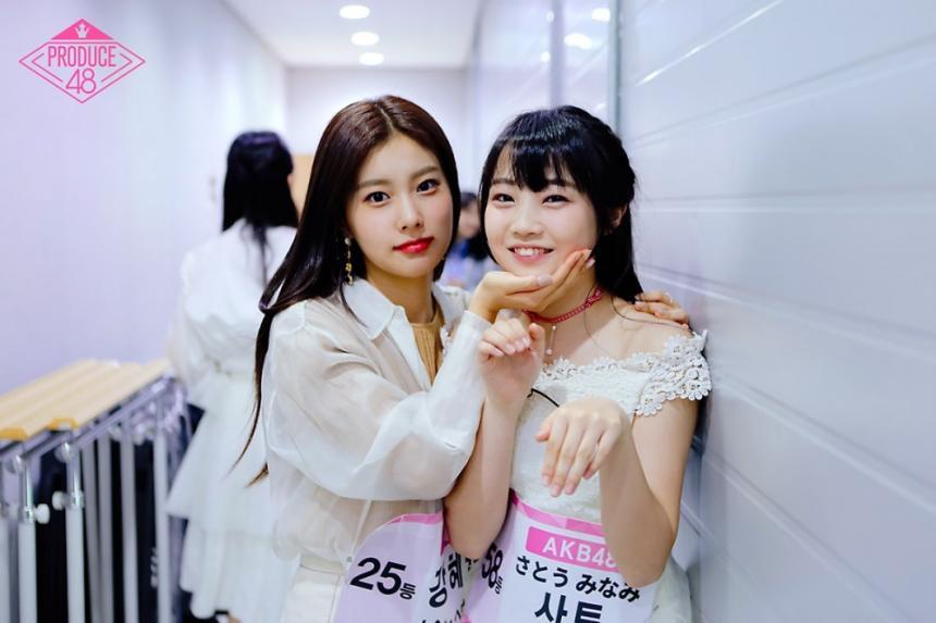 Mnet '프로듀스48'
