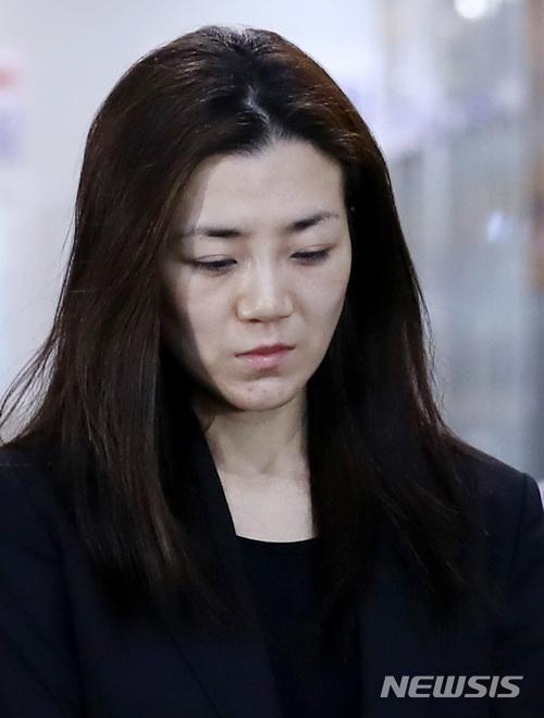 조현민 전 대한항공 전무 '물벼락 갑질' 사건일지 / 뉴시스