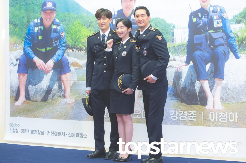 '시골경찰4'의 주역들 / 서울, 최시율 기자