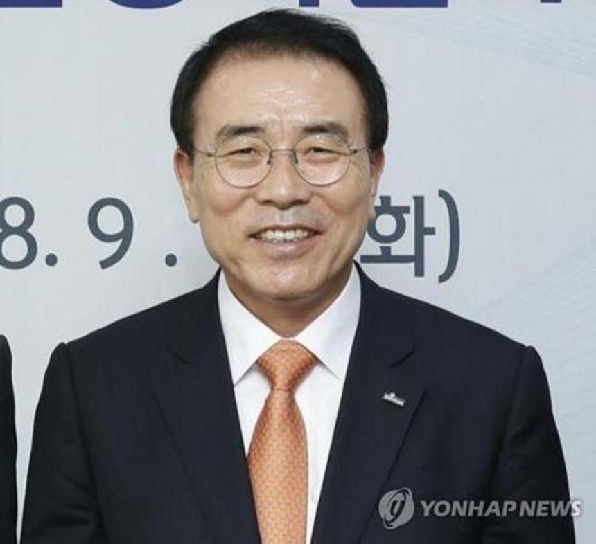 조용병 / 연합뉴스 제공