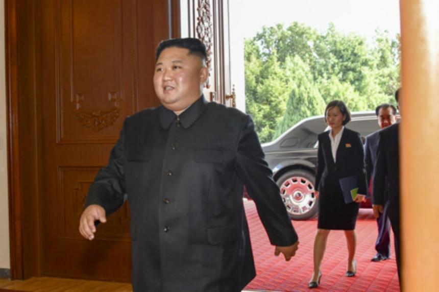 김정은 북한 국무위원장 / 연합뉴스