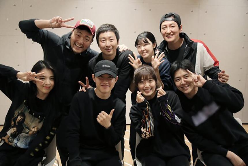 tvN '백일의 낭군님' 주역들 / tvN 공식 인스타그램