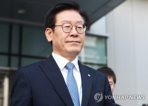 이재명 경기지사 / 연합뉴스