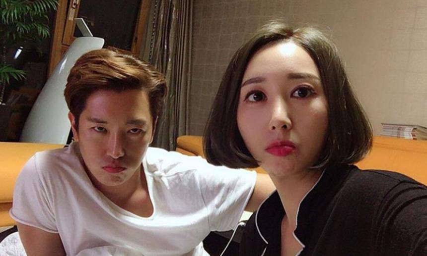 김형균-민지영/ 민지영 인스타그램