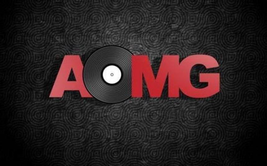 AOMG 로고