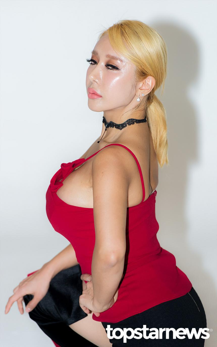 모델 이소영 / 서울, 최규석 기자