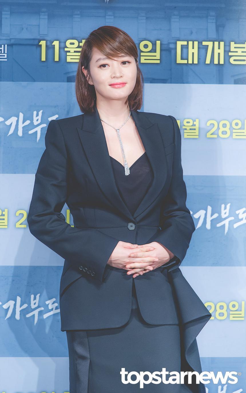 김혜수/ 톱스타뉴스 HD포토뱅크