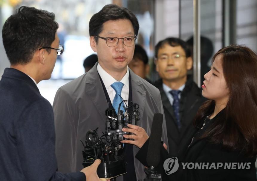 김경수 경남도지사 / 연합뉴스