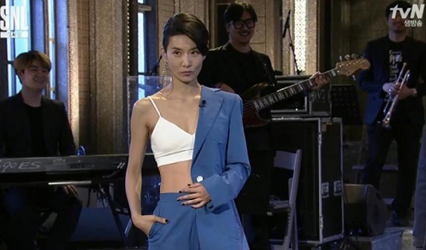 tvN 'SNL 코리아 시즌 9' 방송캡쳐